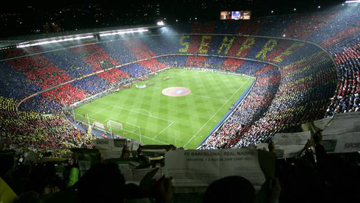 Camp Nou Barcelona - Camp Nou