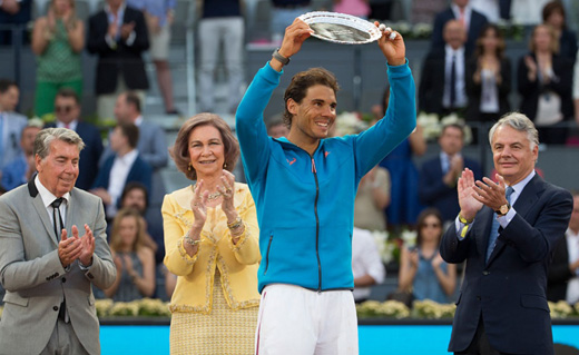 Mutua Madrid Open - Mutua Madrid Open 2015
