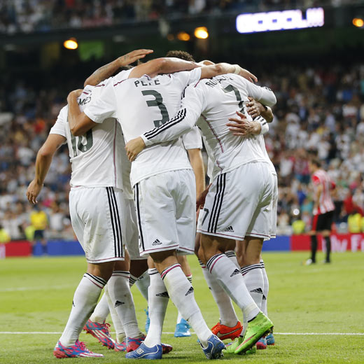 Real Madrid C.F. - Grupo