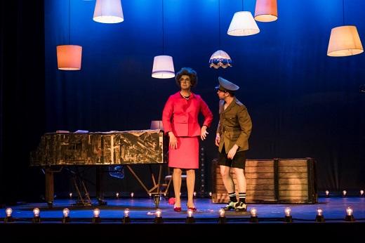 Entradas para The Clown, el musical - Aranjuez - entradas.com