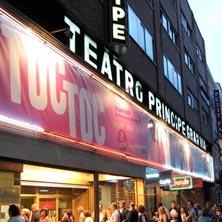 Entradas en teatro pr ncipe gran v a madrid Teatro principe gran via