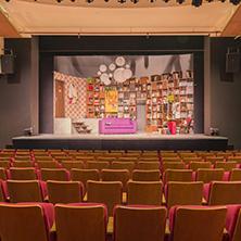 Teatromaravillas sur for Sala maravillas