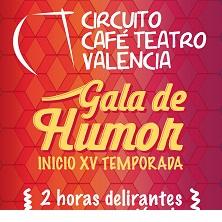 Gala Circuito Café Teatro - Entradas