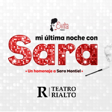 Mi última noche con Sara - Madrid - Entradas