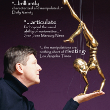 "Huber Marionettes: ""Suspended Animation"""