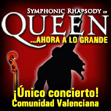 Symphonic Rhapsody of Queen - Alicante - Entradas