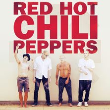 Red Hot Chili Peppers - Entradas