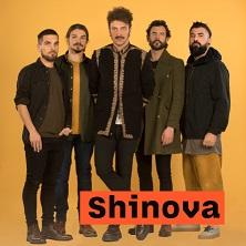 Muelle 12 Alicante eventos concierto de Shinova el viernes 18 de junio de 2021