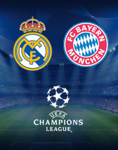Real Madrid - Bayern Múnich