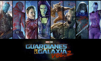Guardianes de la Galaxia: Vol. 2